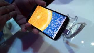 Samsung Galaxy S4 Hands-on, Samsung Unpacked Launch - YouTube