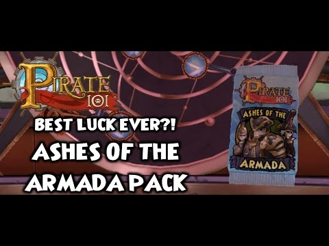 Pirate101 Ashes of the Armada Pack - PlayItHub Largest Videos Hub