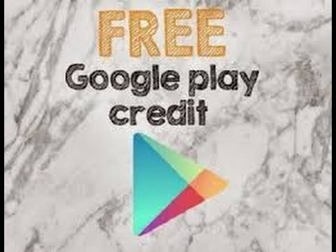 How To Get Free Google Store Play Money(Legal)