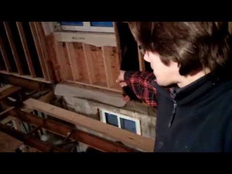 REPLACING SUBFLOORING AND JOISTS