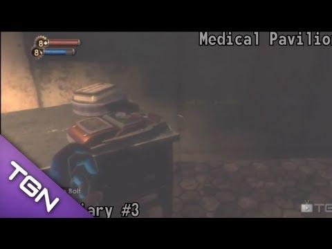 Bioshock - All Audio Diary Locations