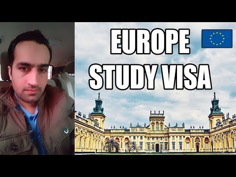 How To Get Europe Student Visa