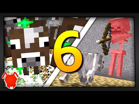 6 USEFUL TIME SAVING TIPS for MINECRAFT SURVIVAL!