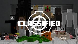 Minecraft SCP Foundation - CLASSIFIED [Trailer]