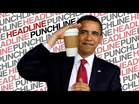 Obama's Coffee Cup Salute | DAILY REHASH | Ora TV