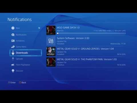 [MGO3] How to Download Metal Gear Online 3 [PS4]