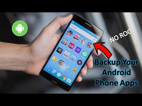 How to Backup and Restore Apps on Any Android Phone in Hindi (NO ROOT)