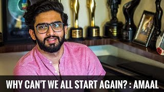 Why Can't We All Start Again? : Amaal Mallik || People Love You || SLV 2019