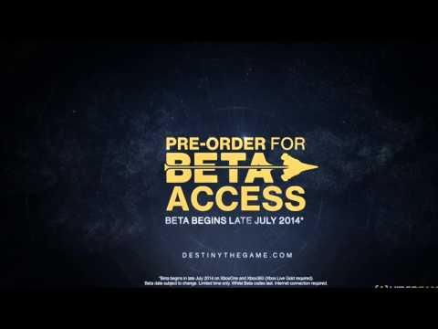Descargar Beta abierta de Destiny Gratis para Xbox360-xboxone-PS3-PS4