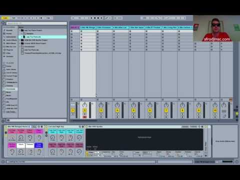How to install Ableton Live Packs and Presets in the Browser