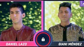 Daniel Lazo destronó a Giani Méndez en un gran duelo de titanes