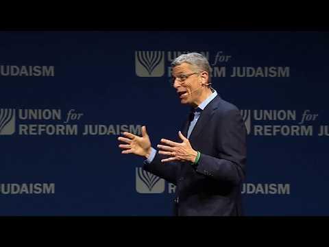 Rabbi Rick Jacobs - Remarks at Biennial 2017