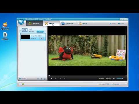 How to Burn Slideshow to DVD