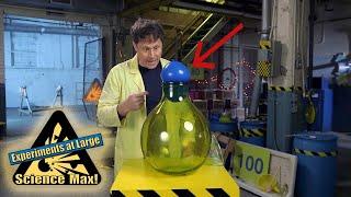 Science Max|MINI MAX!|Heat And Pressure| SCIENCE PROJECT