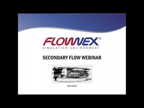 Webinar | Rapid design of cooling flow paths for turbo machinery