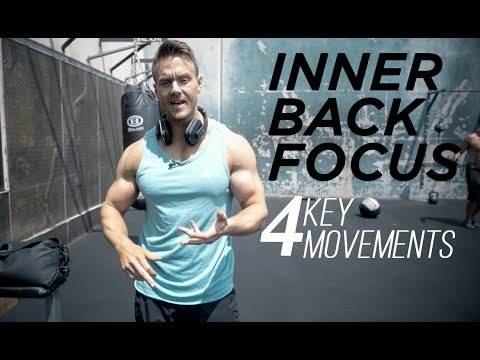 Inner Back Focus - TARGETING THE LOWER LATS