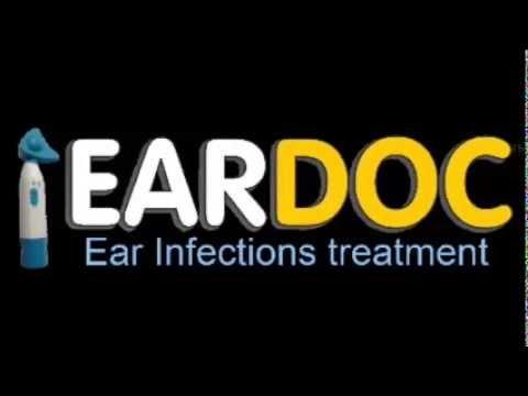 Ryan's Eardoc review - trapped fluid in the Ear