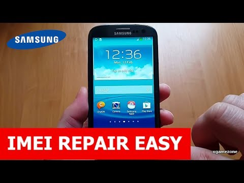 HOW TO REPAIR BAD IMEI, NO NETWORK ON ANDROID EASY!!!
