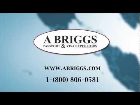 Passport & Visas Expeditors - A Briggs Washington DC
