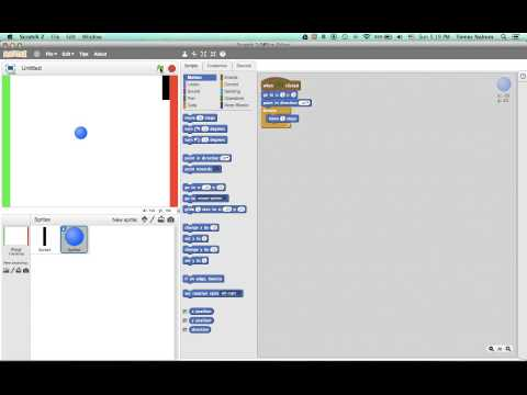 how to make a ping pong game on scratch