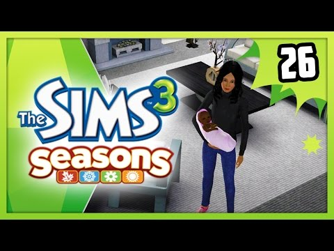 THE SIMS 3 - ADOPTING A BABY! - EP 26