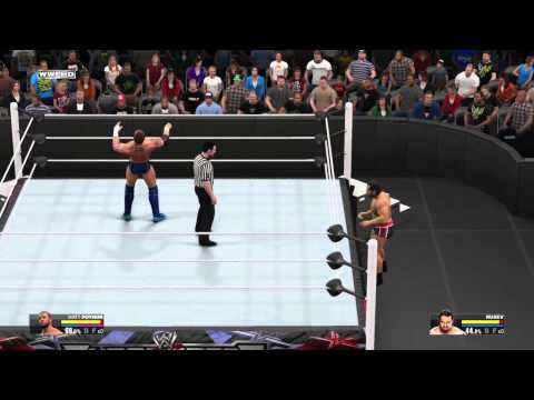 The Ultimate Upset WWE 2K15 Career