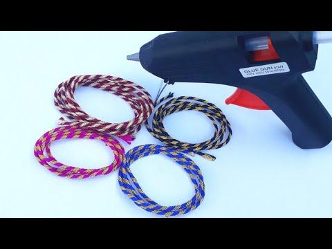 How To Make Designer Fancy Thread Necklace At Home | DIY | Bridal Necklace | Chokar | Uppunuti Home