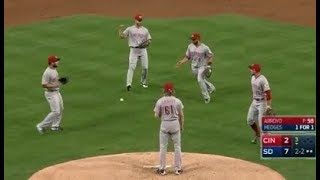 "MLB ""How Did That Drop"" Moments"