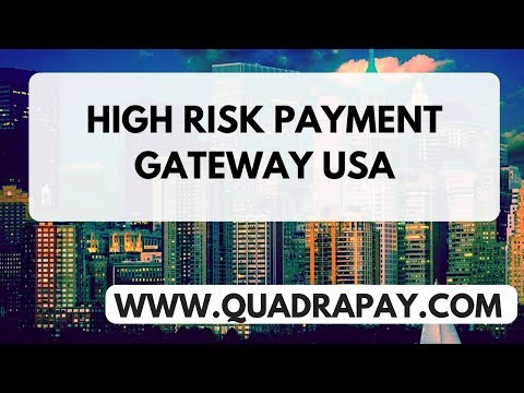 High Risk Payment Gateway USA