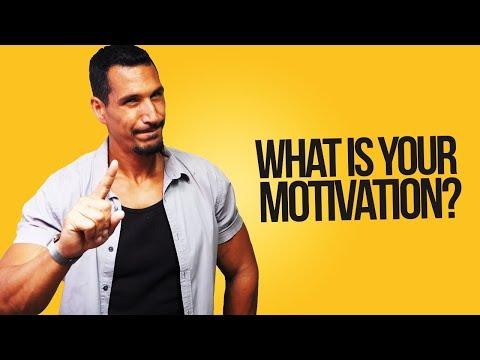 John... What Motivates You?