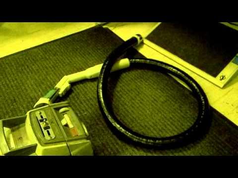 Electrolux Vacuum Cleaner Repair.MOV
