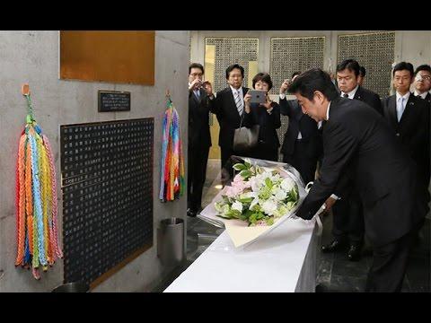 阪神・淡路大震災から20年 兵庫県を訪問