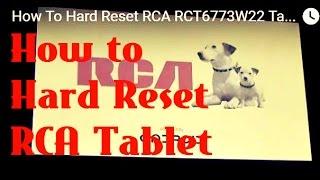 Ayuda urgente,!!!!!!!mi tablet rca rct6103w46