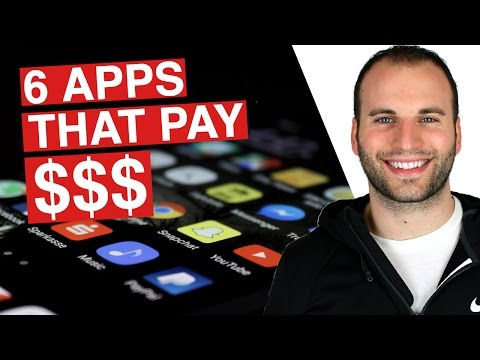 6 Apps That Will Pay You Via PayPal Money For FREE