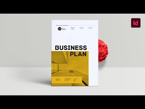 Business Plan: InDesign Template