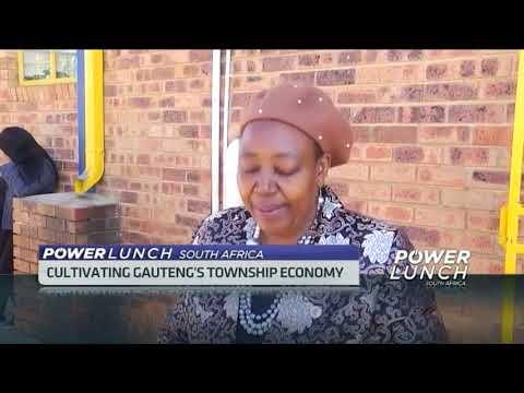 Here's how Gauteng intends to develop township economies