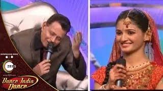 Shakti Mohan's BEAUTIFUL Performance - Lux Dance India Dance Season 2