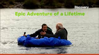 Man VS Wild with Bear Grylls and PM Modi   Tomorrow 9 PM   Discovery India