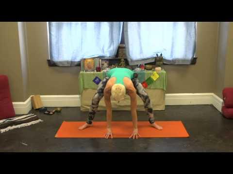 Yoga Poses for Healing the Uterus