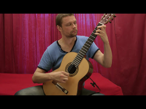 Ferdinando Carulli - Old French Song with variations