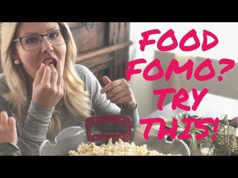 Tapping Script - EFT - Food FOMO