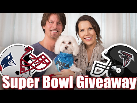 Giant SUPER BOWL Makeup GIVEAWAY (Closed)