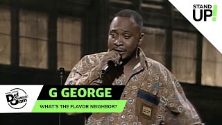Download G. George Has The Gift of Gab | Def Comedy Jam | Laugh Out Loud Network Video