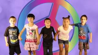 Download A Song of PEACE For Kids | Jack Hartmann Video