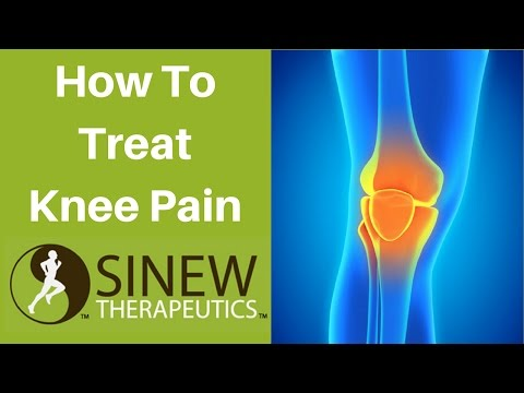 How To Treat Knee Pain and Speed Recovery