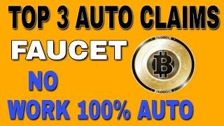 New Auto Claim Faucet   Auto Claim 20000 Dogecoin Every 1 Mi