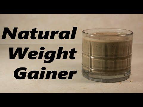Homemade Weight-Gainer Shake