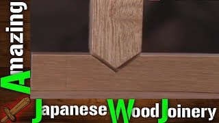 10 Common Japanese Woodworking Joints That Will Blow Your Mind - Japanese Cabinetmaking