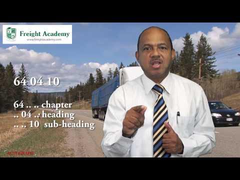 Freight Academy - HS Code