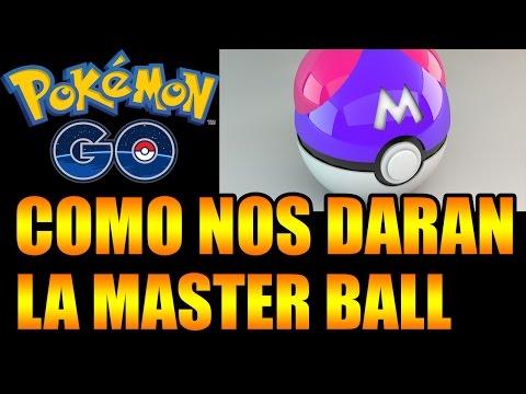 Pokémon GO COMO TENDREMOS LA MASTER BALL